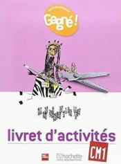 Gagne ! Mathematiques Cm1 Livret D'Activites - Rci - Couverture - Format classique