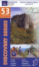 Clare/Galway/Offaly/Tipperary - Couverture - Format classique