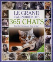 Vente  Le grand calendrier des 365 chats 2014  - Collectif