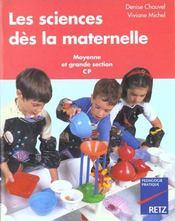Les Sciences Des La Maternelle - Intérieur - Format classique