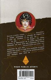 Baki t.10 - 4ème de couverture - Format classique