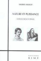 Nature Et Puissance - Intérieur - Format classique