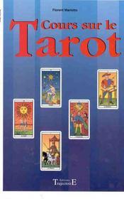Cours sur le tarot - Intérieur - Format classique