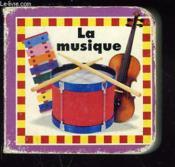Ma premiere bibliotheque ; la musique - Couverture - Format classique