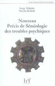 Nouveau précis de sémiologie des troubles psychiques - Intérieur - Format classique