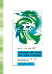I3 information interaction intelligence ; hors série 2007 - Intérieur - Format classique