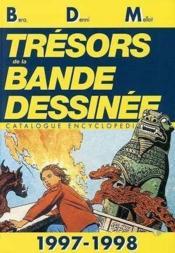 Tresors bande dessinee 97/98 - Couverture - Format classique