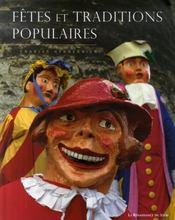 Fêtes et traditions populaires en Wallonie et à Bruxelles - Intérieur - Format classique