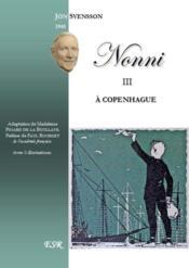 Nonni t.3 ; Nonni à Copenhague - Couverture - Format classique