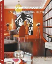 Interior design review - Couverture - Format classique