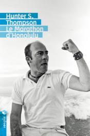 Le marathon d'Honolulu - Couverture - Format classique