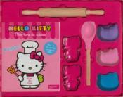 HELLO KITTY ; Hello Kitty ; mon coffret de cuisine - Couverture - Format classique