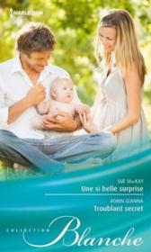 Vente  Une si belle surprise ; troublant secret  - Robin Gianna - Sue Mackay