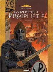 La dernière prophétie t.4 ; le livre maudit - Intérieur - Format classique