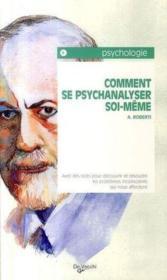 Comment se psychanalyser soi-même - Couverture - Format classique
