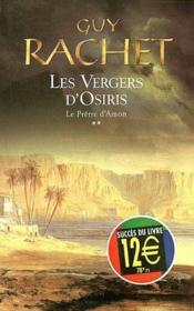 Le Pretre D'Amon / Les Vergers D'Osiris T.2 - Couverture - Format classique