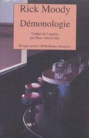Demonologie - Couverture - Format classique