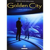 Golden city t.2 ; Banks contre Banks - Intérieur - Format classique