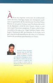 20ans de retrospective dans les titres en france. - 4ème de couverture - Format classique