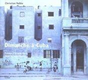 Dimanche A Cuba - Intérieur - Format classique