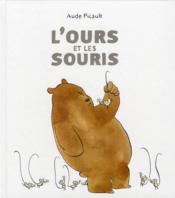 L'ours et les souris - Couverture - Format classique