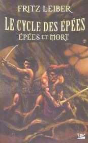 Le cycle des épées t.2 ; épées et mort - Intérieur - Format classique
