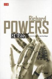 Vente  Générosité  - Richard Powers
