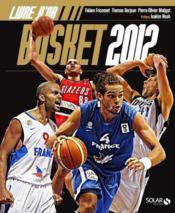 Le livre d'or du basket (édition 2012) - Couverture - Format classique