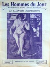 Hommes Du Jour (Les) N°46 du 28/01/1922 - Couverture - Format classique