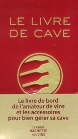 Le livre de cave - Couverture - Format classique