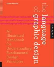 The Language Of Graphic Design (Paperback) /Anglais - Couverture - Format classique
