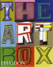 Vente livre :  Art box red greeting cards 2012  - Phaidon