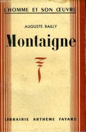 Montaigne. - Couverture - Format classique