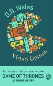 Video game - Couverture - Format classique