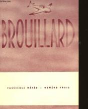 Fascicule Meteo - N°3 - Brouillard - Couverture - Format classique