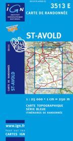 St-Avold - Couverture - Format classique
