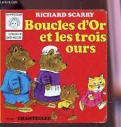 Boucle D'Or Et 3 Ours - Couverture - Format classique
