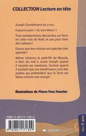 Lecture En Tete ; Les Eboueurs Du Ciel ; Cm1, Cm2 ; Roman - 4ème de couverture - Format classique