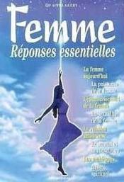 Femme - Reponses Essentielles - Couverture - Format classique