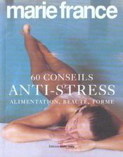60 Conseils Anti Stress - Intérieur - Format classique