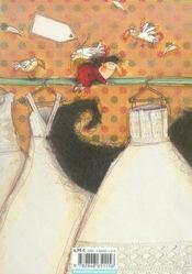 La Mariee Etait Trop Belle - 4ème de couverture - Format classique