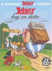 Asterix Et La Rentree Gauloise (Version Bretonne) - Couverture - Format classique