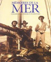 Memoires De La Mer - Intérieur - Format classique