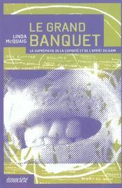 Grand Banquet (Le) - Intérieur - Format classique
