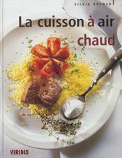 La Cuisson A Air Chaud - Intérieur - Format classique