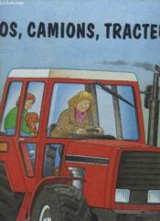 Autos Camions Tracteurs - Couverture - Format classique