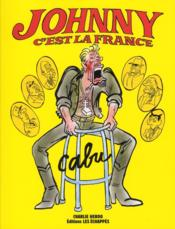 Johnny ; c'est la France  - Cabu