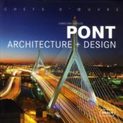 Vente  Pont, architecture + design  - Chris Van Uffelen