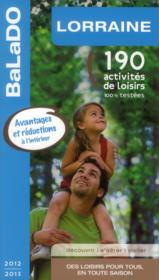 Lorraine ; 2012-2013 – Collectif – ACHETER OCCASION – 05/04/2012