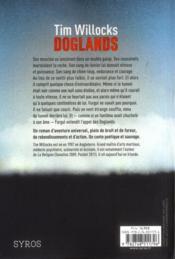 Doglands - 4ème de couverture - Format classique